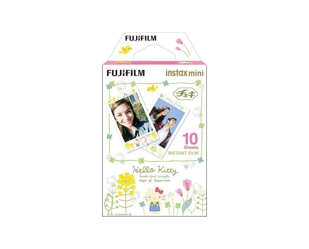 Fujifilm Instax Mini Sofortbildfilm Hello Kitty für 10 Aufnahmen
