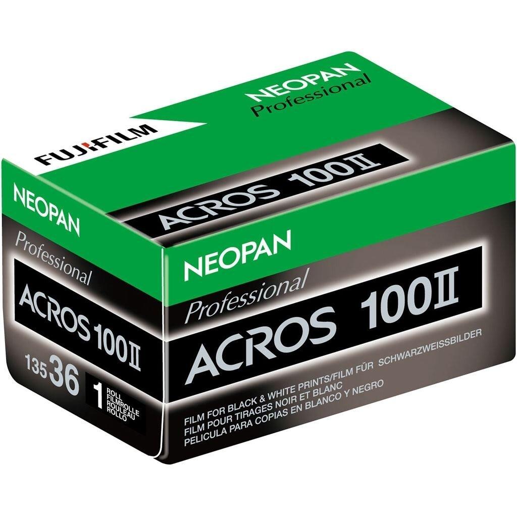 Fuji Film Neopan Acros 100II 135/36