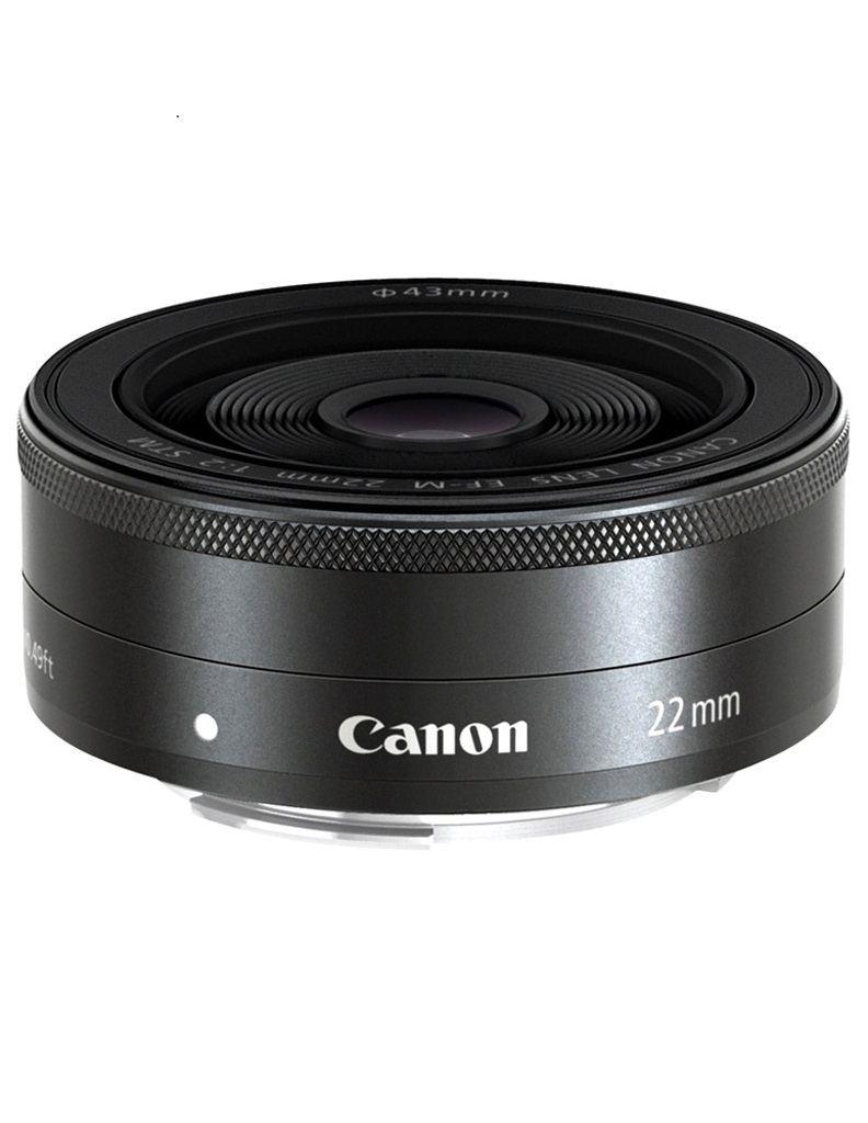 Canon EF-M 22mm 1:2 STM