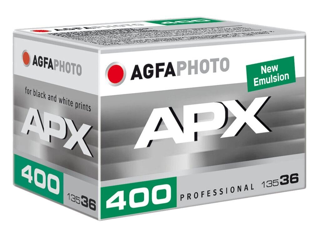 AgfaPhoto Film APX 400 Pro 135/36 s/w KB Negativ