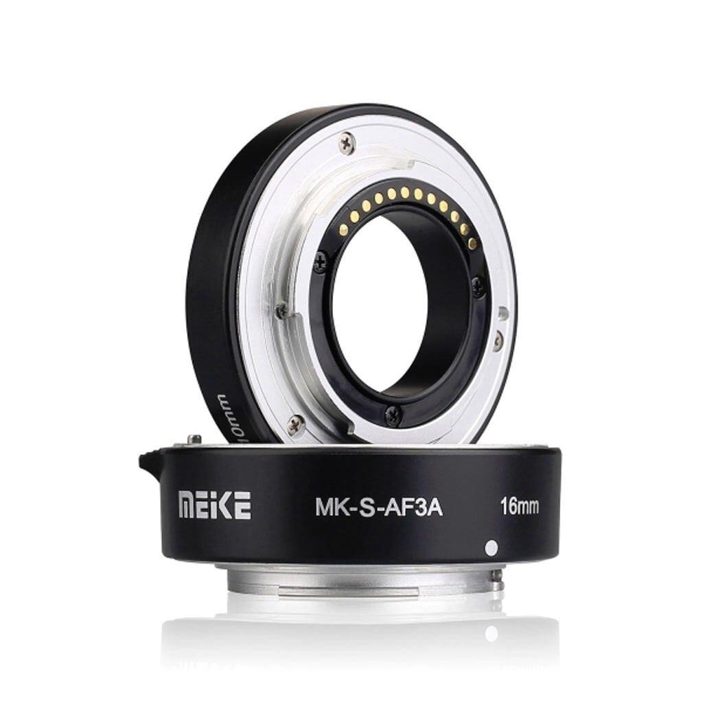 Meike Extension Tube Set AF Sony E Mount 10/16mm Zwischenring Set