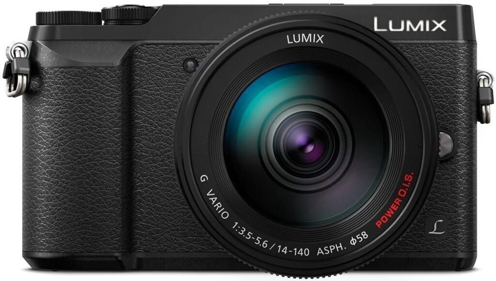 Panasonic LUMIX DMC-GX80 inkl. 14-140mm 1:3,5-5,6 Power OIS G Vario
