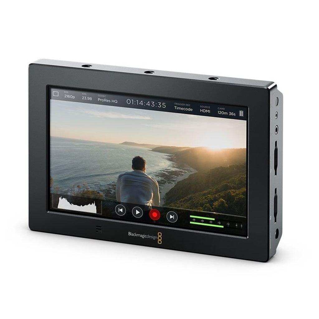 Blackmagic Video Assist 4K Prof. Rekorder für HD und Ultra HD