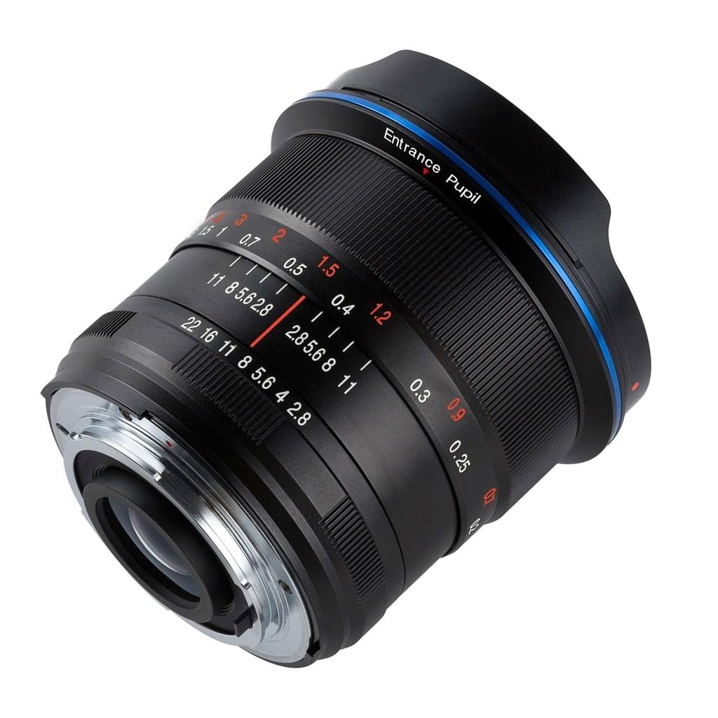 LAOWA 12mm 1:2,8 Zero-D für Canon RF