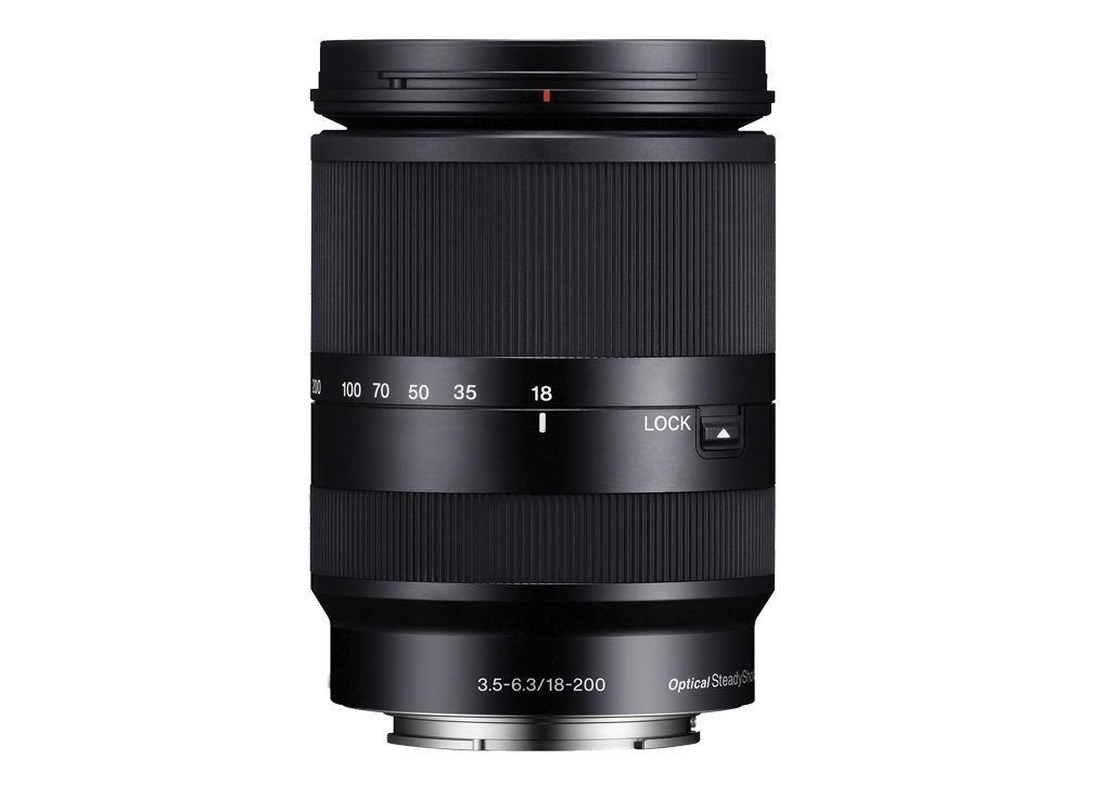 Sony SEL 18-200mm 1:3,5-6,3 OSS LE (SEL18200LE) E-Mount