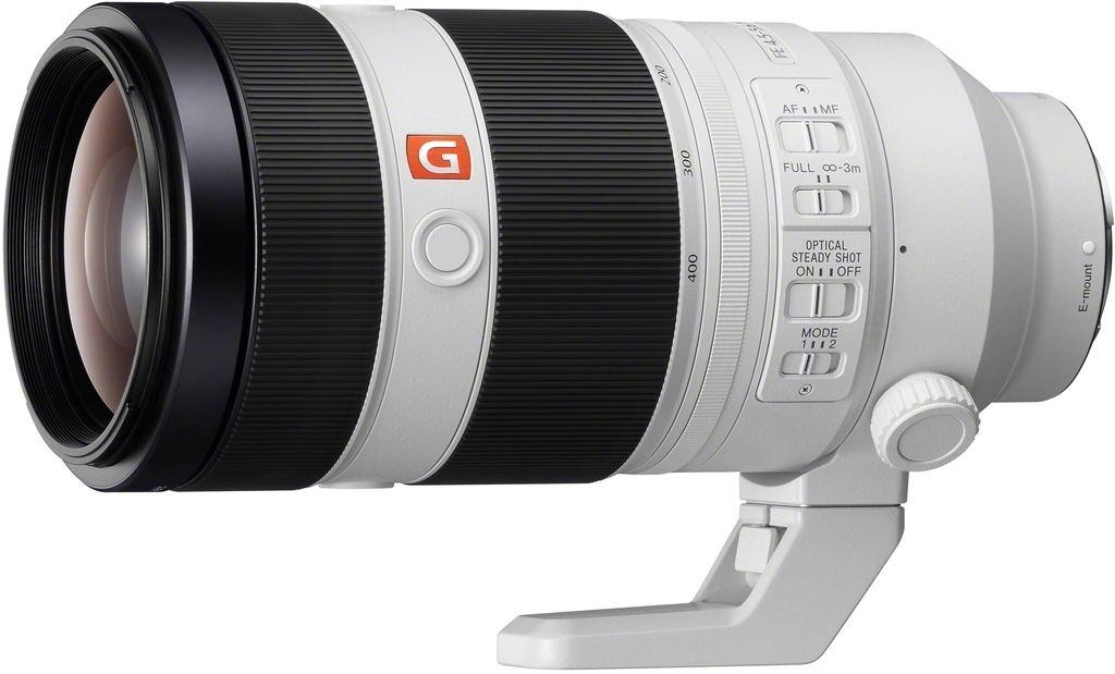Sony SEL FE 100-400mm 1:4,5-5,6 GM OSS (SEL100400GM) E-Mount