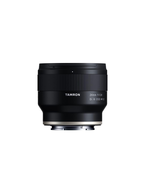 Tamron 24mm 1:2,8 Di III OSD M 1:2 für Sony E-Mount
