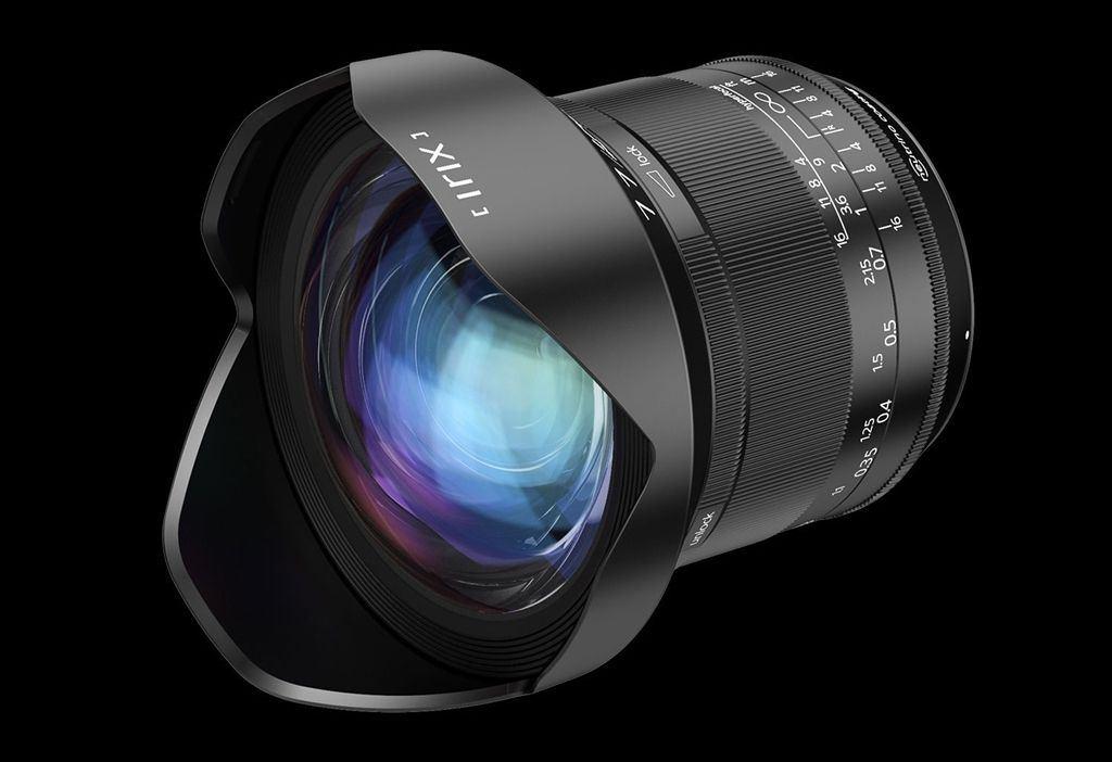 Irix Blackstone 11mm 1:4,0 für Pentax