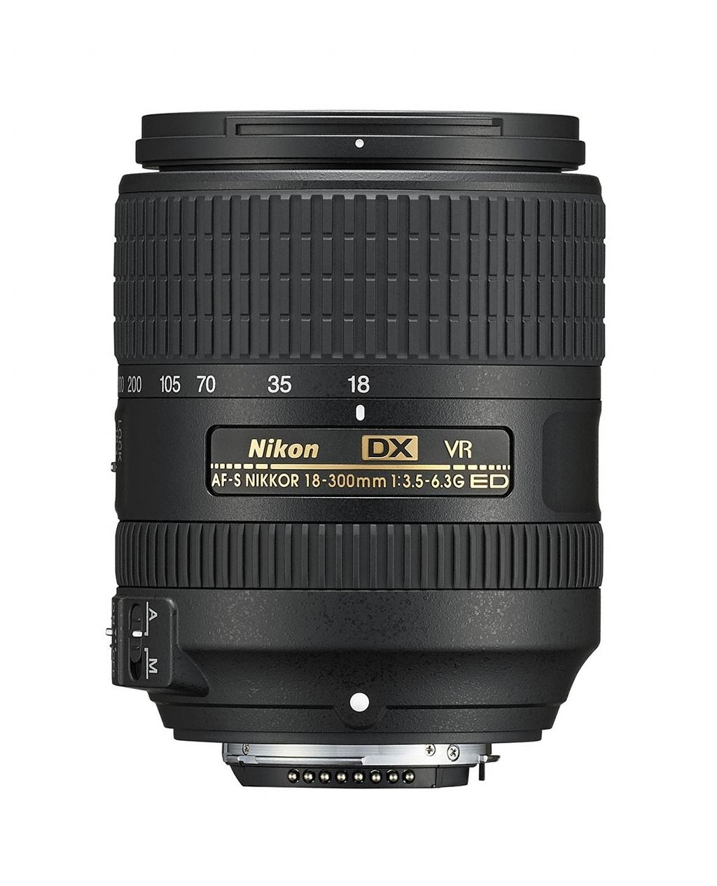 Nikon AF-S DX 18-300mm 1:3,5-6,3 G ED VR aus Set