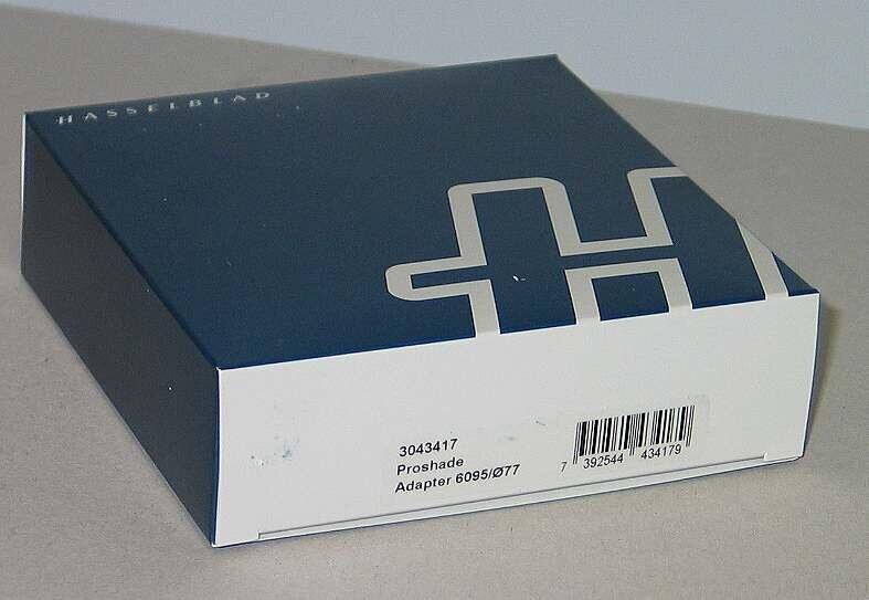 Hasselblad Proshade Adapter 6095/ 77  f. H-System