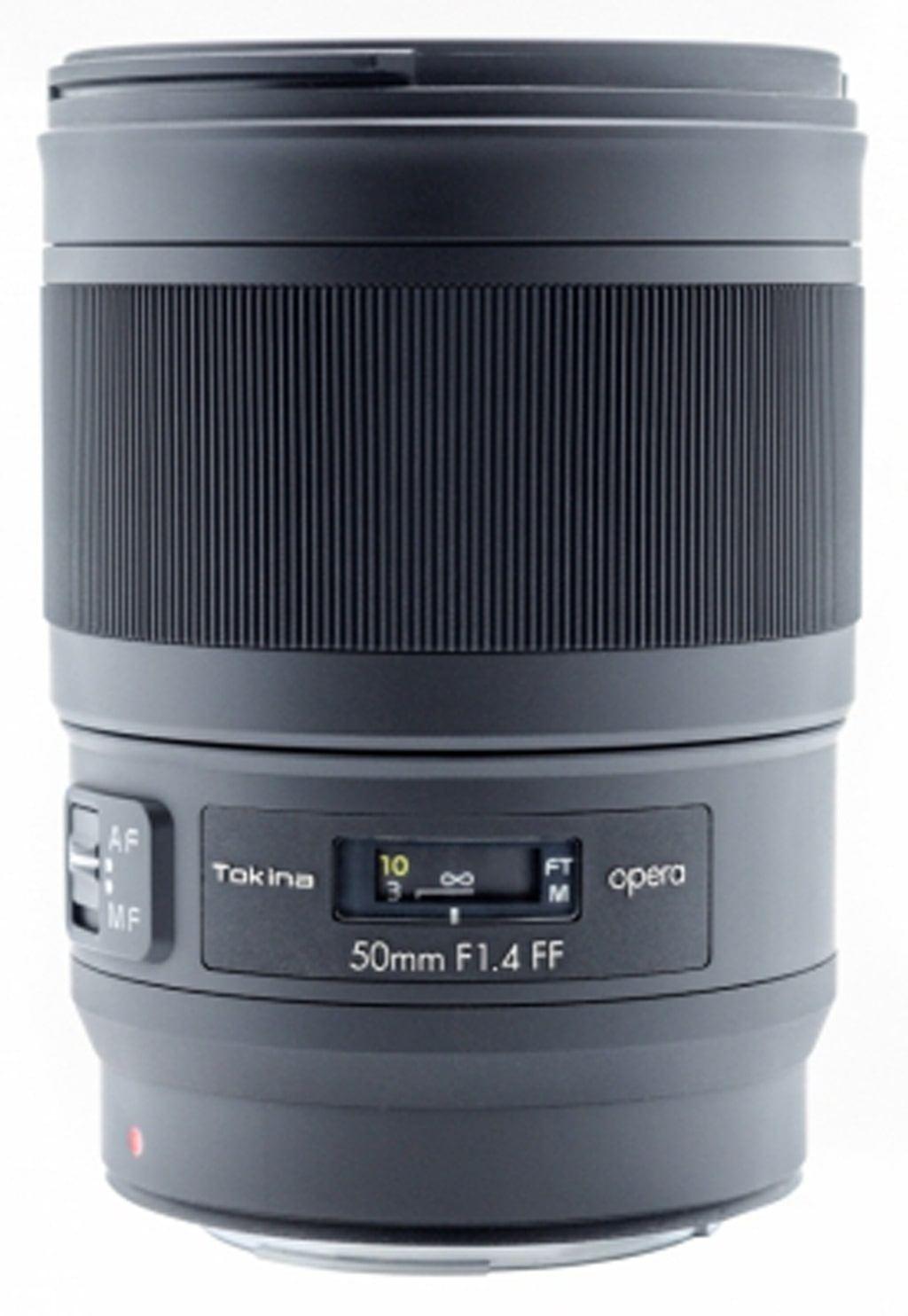 Tokina Opera 50mm 1:1,4 Nikon AE inkl. BH 726