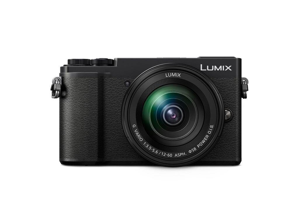 Panasonic LUMIX DC-GX9 schwarz inkl. 12-60mm 1:3,5-5,6 G Vario Power OIS