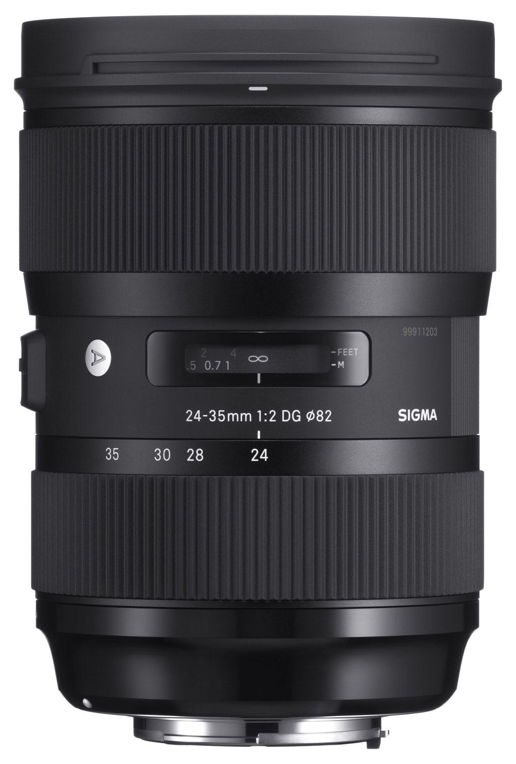 Sigma 24-35mm 1:2,0 DG HSM Art für Canon EF