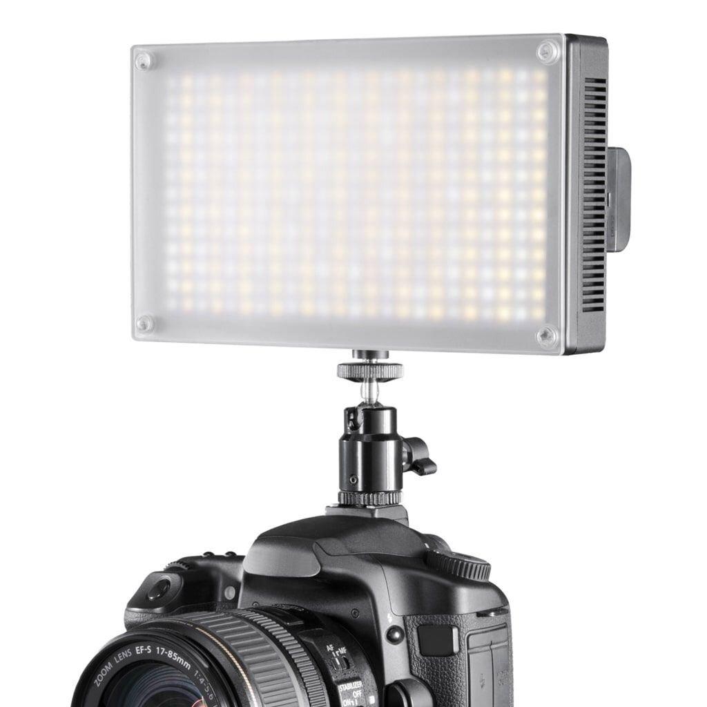 Walimex Pro LED Videoleuchte 312 Bi Color