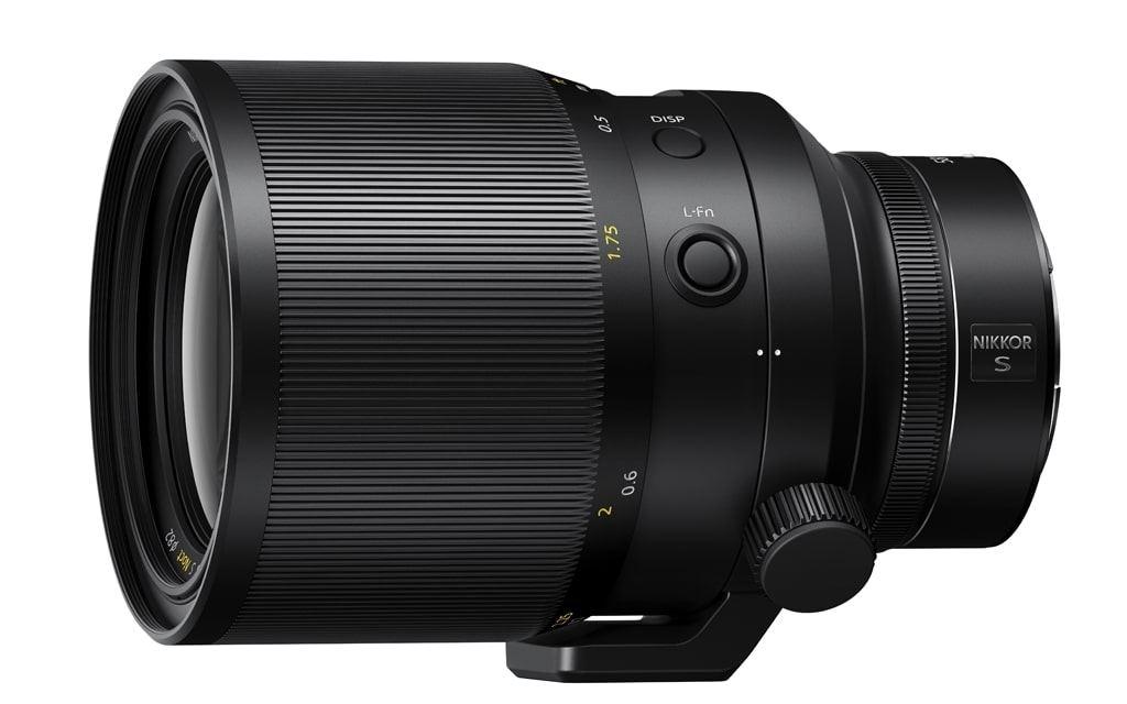 Nikon NIKKOR Z 58mm 1:0,95 S Noct