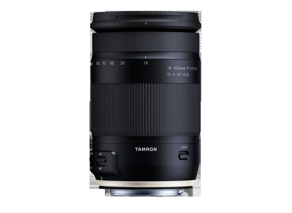 Tamron 18-400mm 1:3,5-6,3 Di II VC HLD für Canon EF