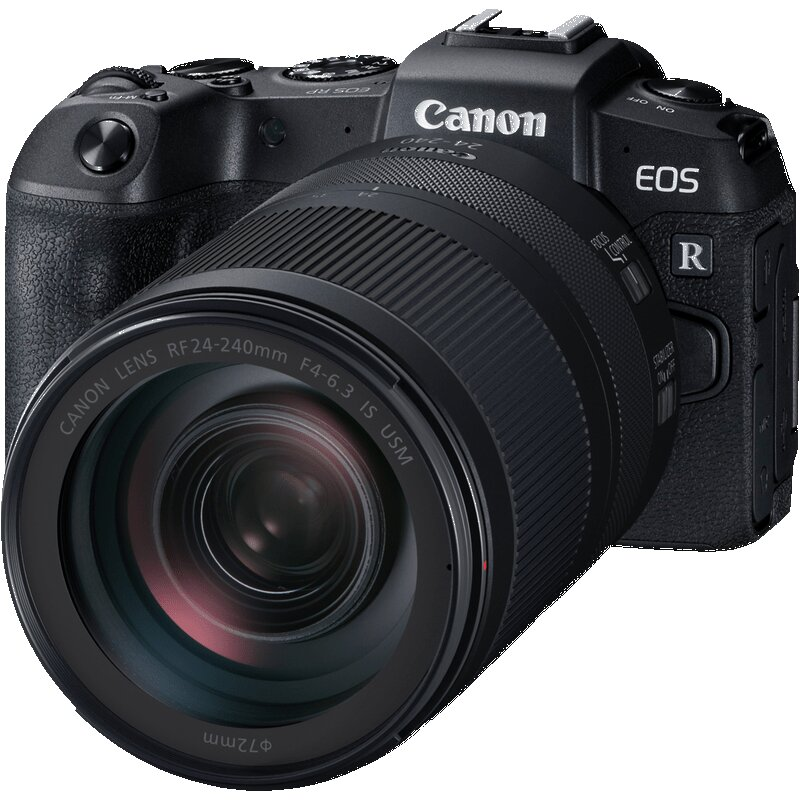 Canon EOS RP + RF 24-240mm 1:4-6,3 IS USM