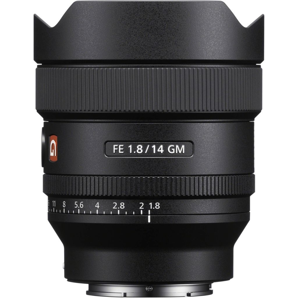 Sony SEL FE 14mm 1:1,8 GM (SEL14F18GM) E-Mount
