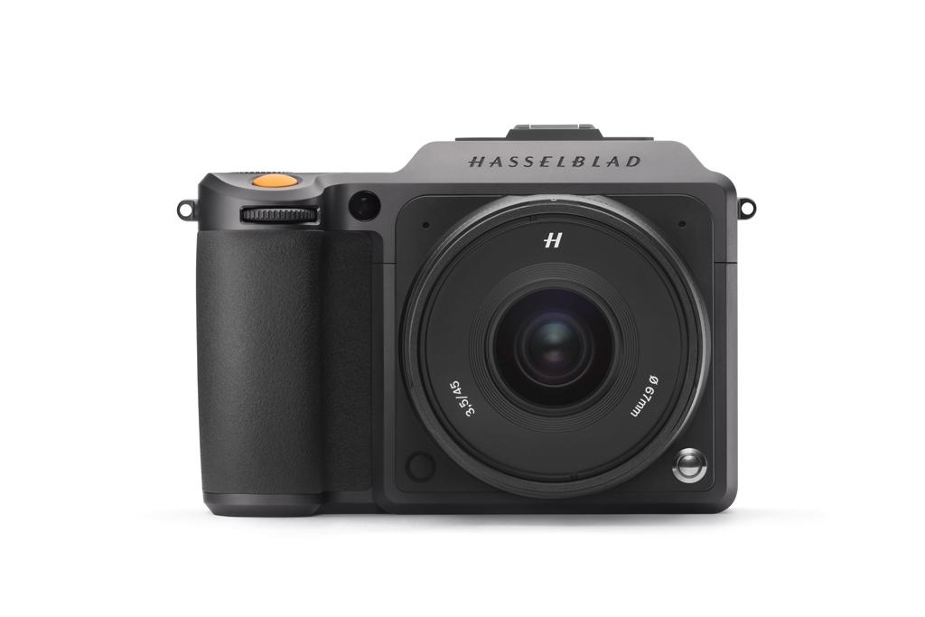 Hasselblad X1D II 50c + XCD 45mm 1:3,5