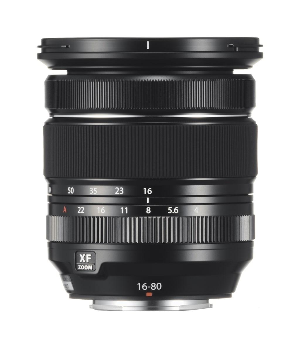 Fujifilm XF 16-80mm 1:4 R OIS WR aus Set
