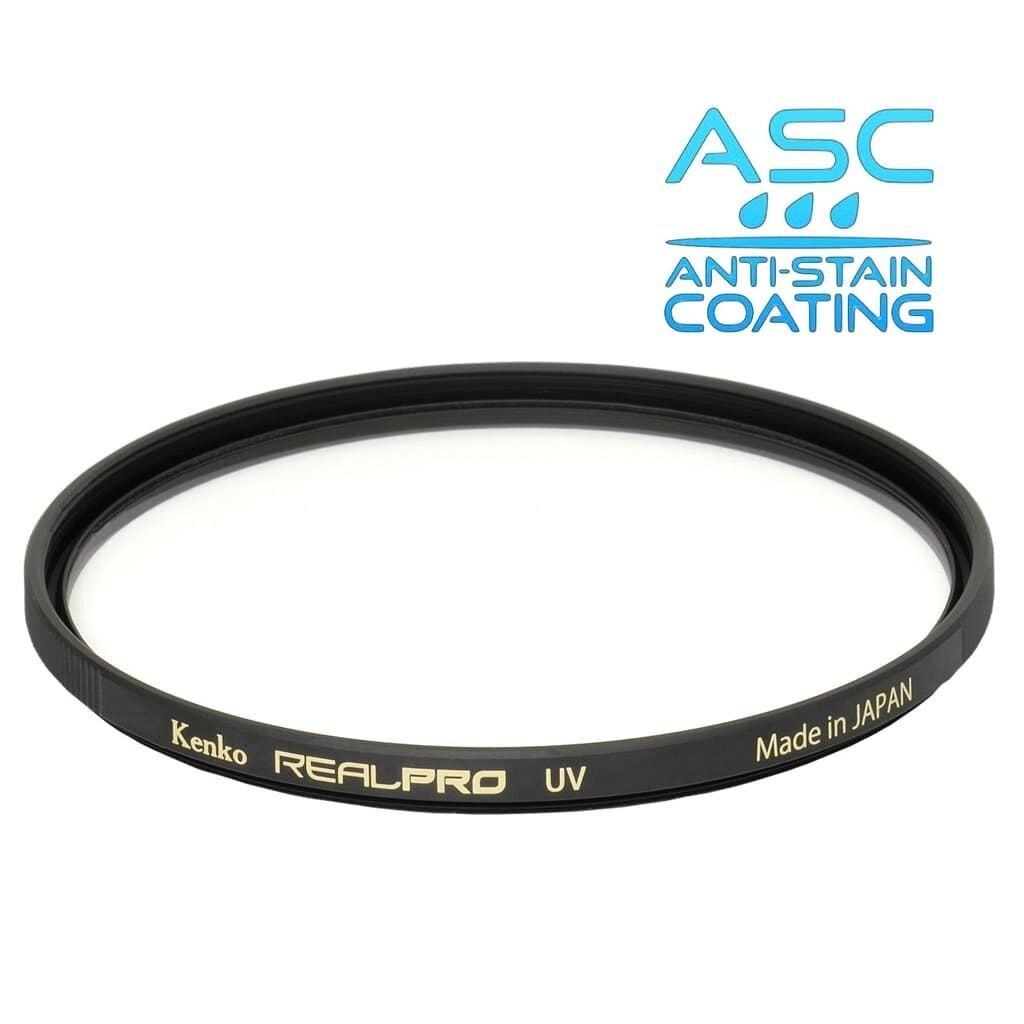 Kenko 62S Real Pro MC UV Filter