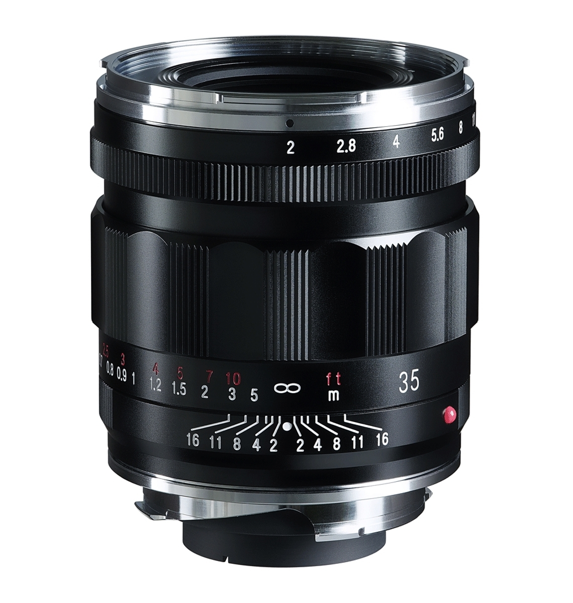 Voigtländer VM 35mm 1:2,0 APO-LANTHAR schwarz