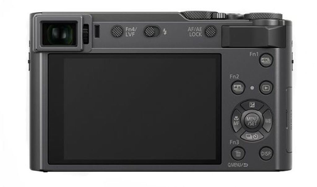 Panasonic Lumix DC-TZ202 silber Special Edition +PH 32GB SD Karte+Tasche