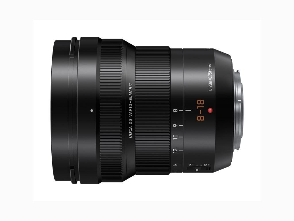 Panasonic 8-18mm 1:2,8-4 Leica DG Vario Elmarit