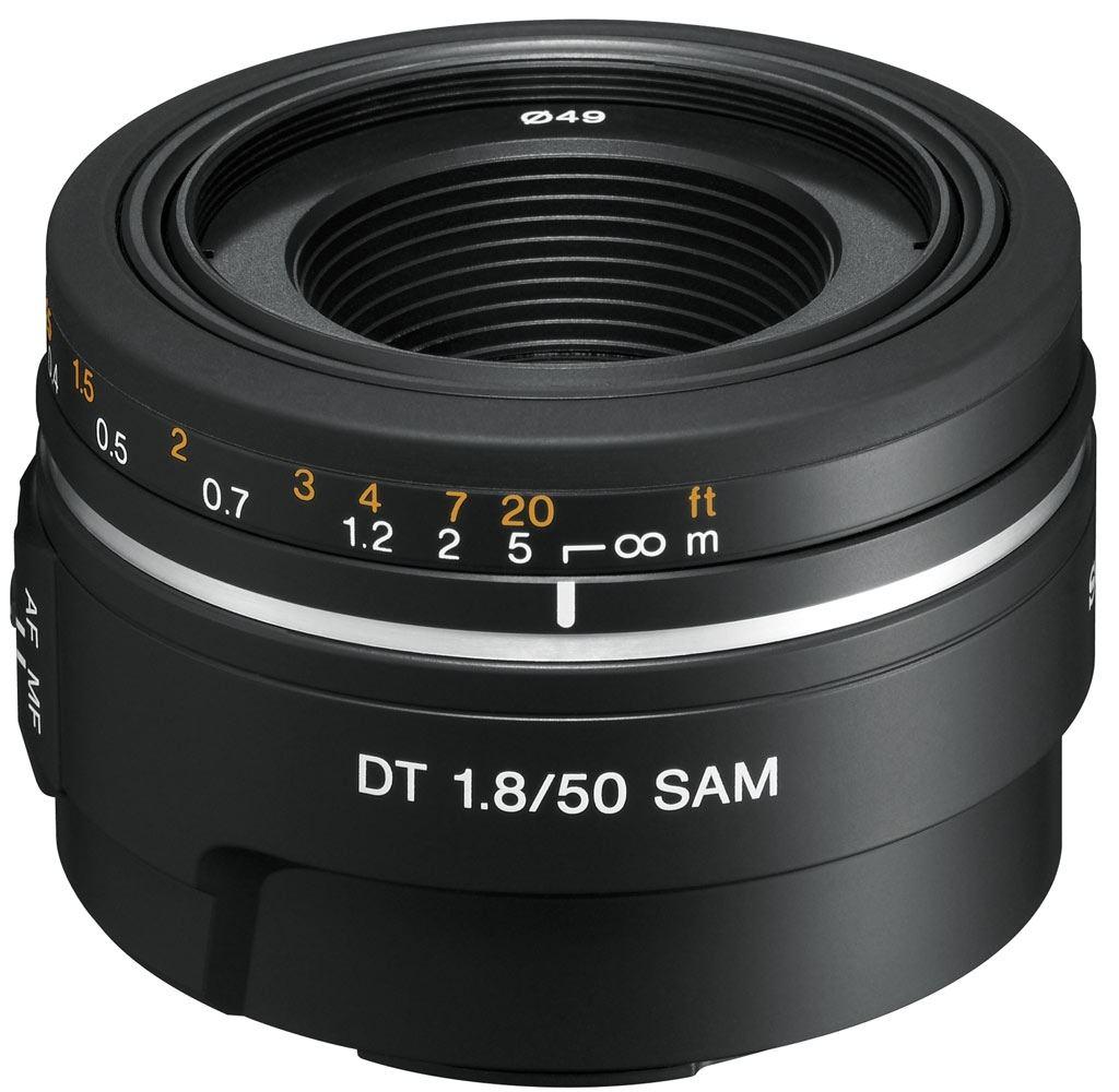 Sony SAL 50mm 1:1,8 DT SAM (SAL50F18) A-Mount