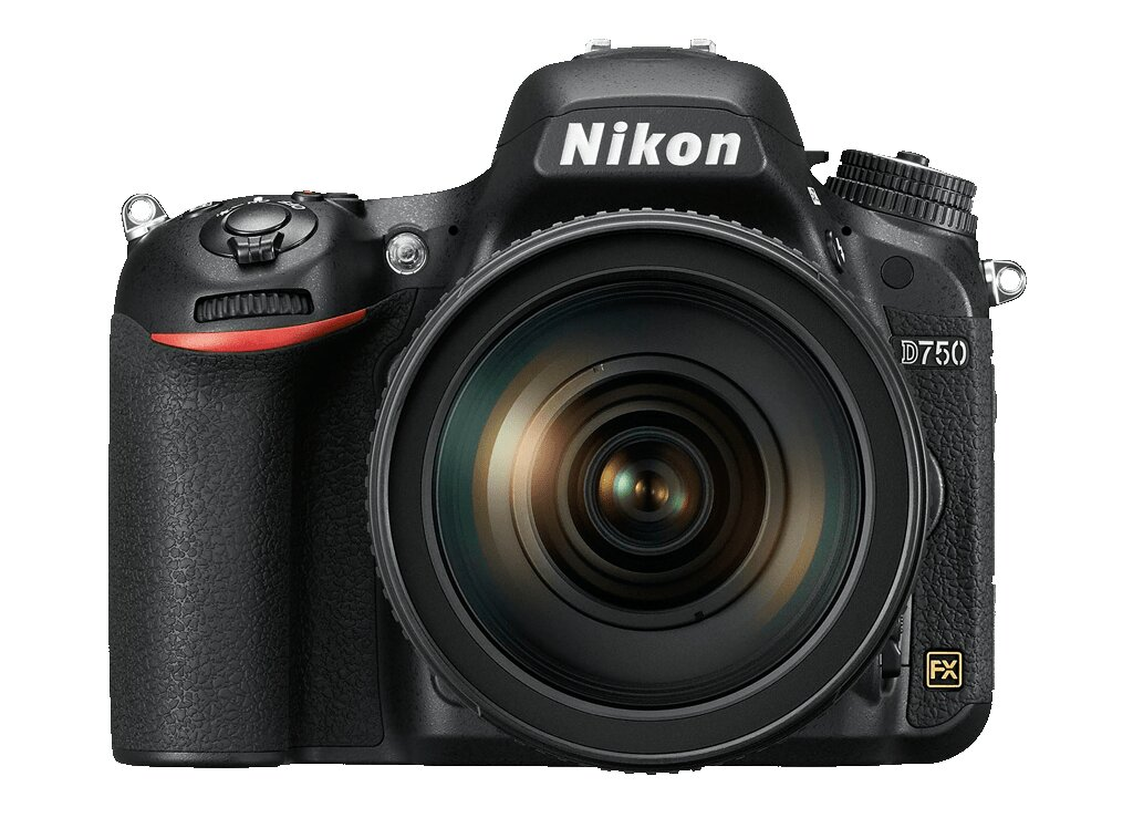 Nikon D750 inkl. AF-S NIKKOR 24-120mm 1:4G ED VR