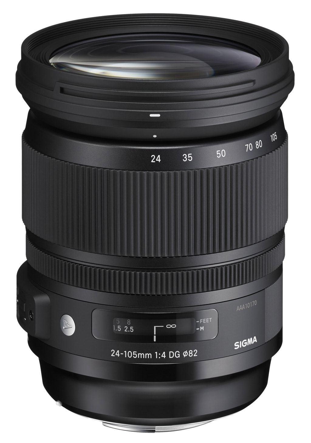 Sigma 24-105mm 1:4 DG OS HSM Art für Nikon
