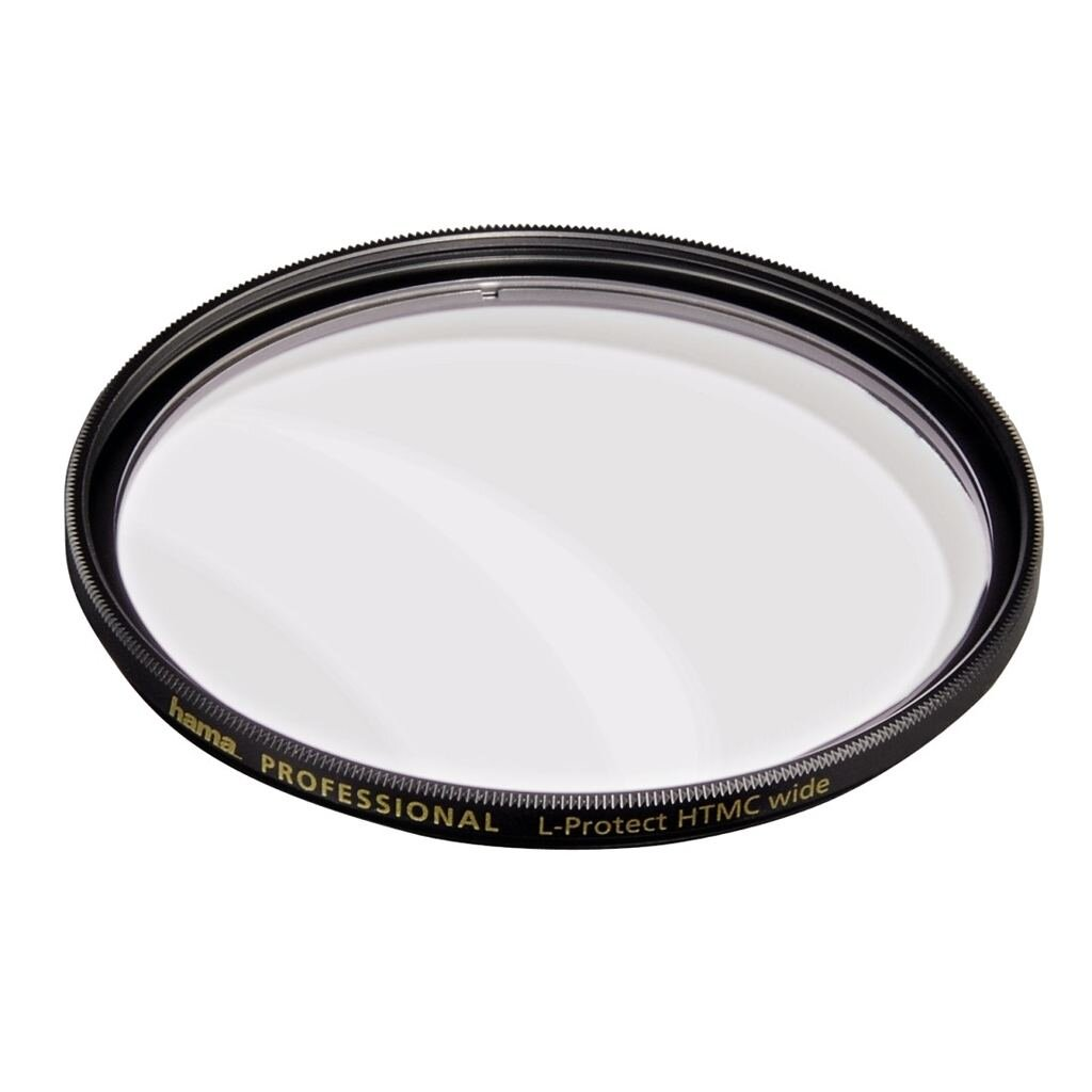 Hama L-Protect Filter HTMC wide 62mm