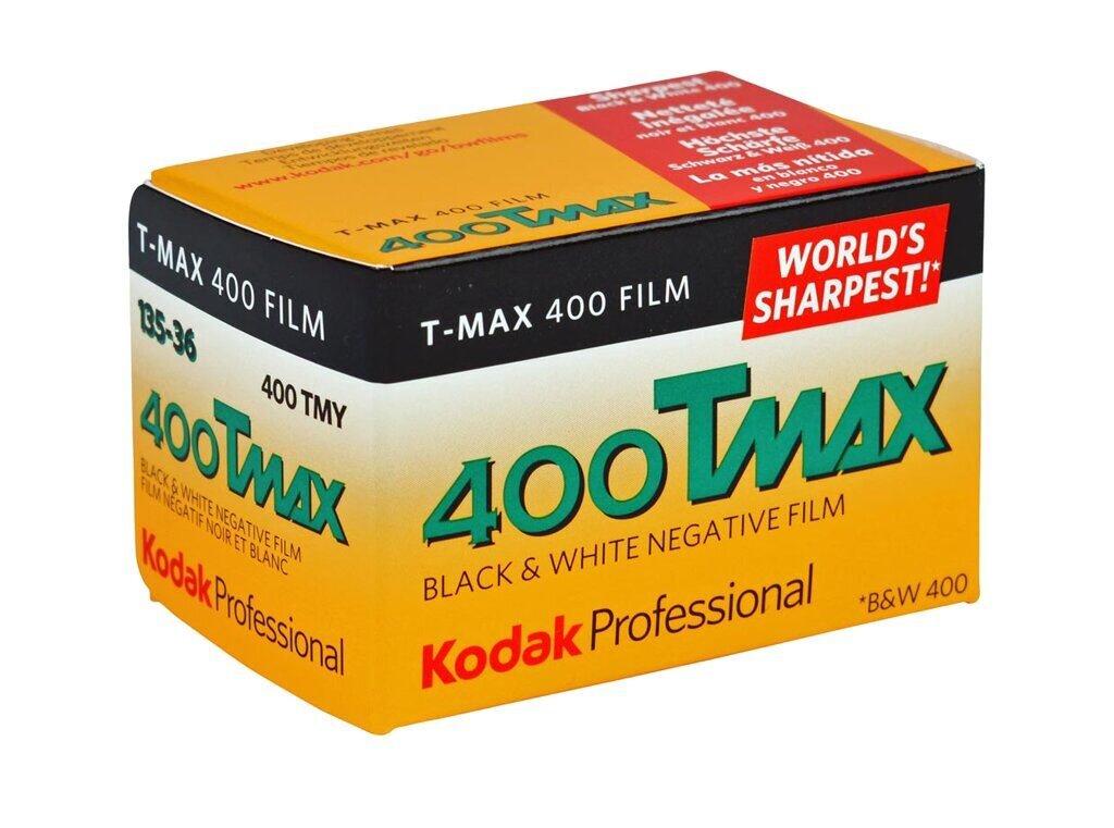 Kodak Film T-Max 400 135/36 einzeln