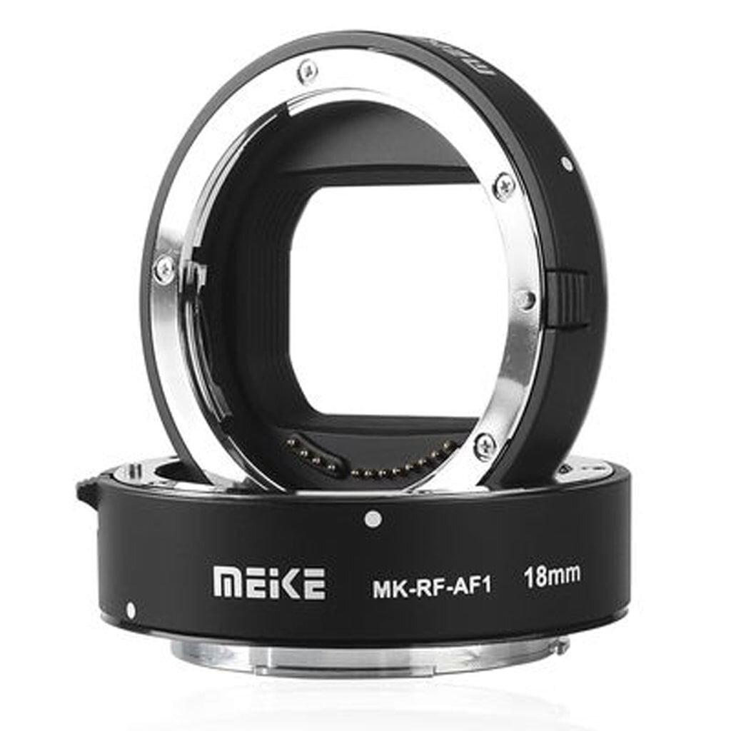 Meike Extension Tube Set 11mm/18mm EOS R Zwischenring Set