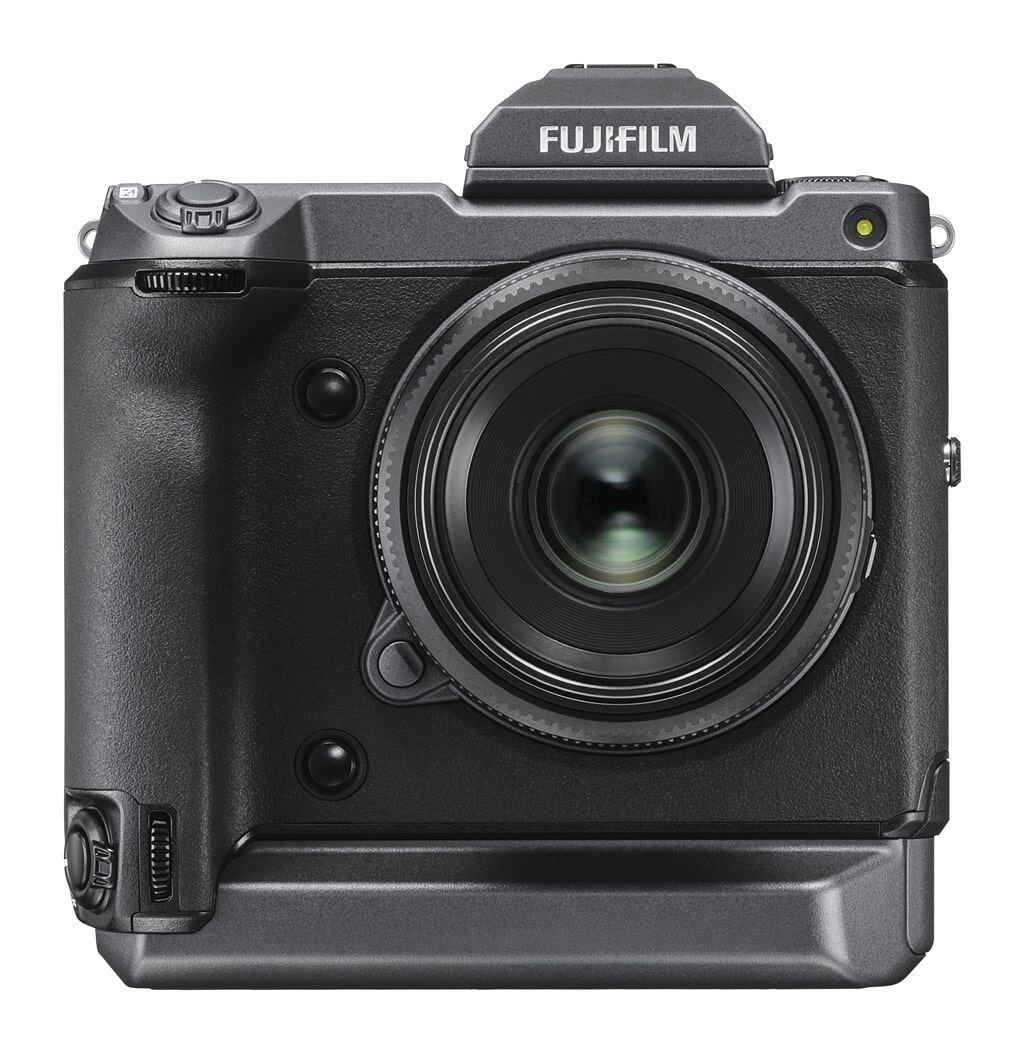 Fujifilm GFX 100 + GF 63mm 1:2.8 R WR