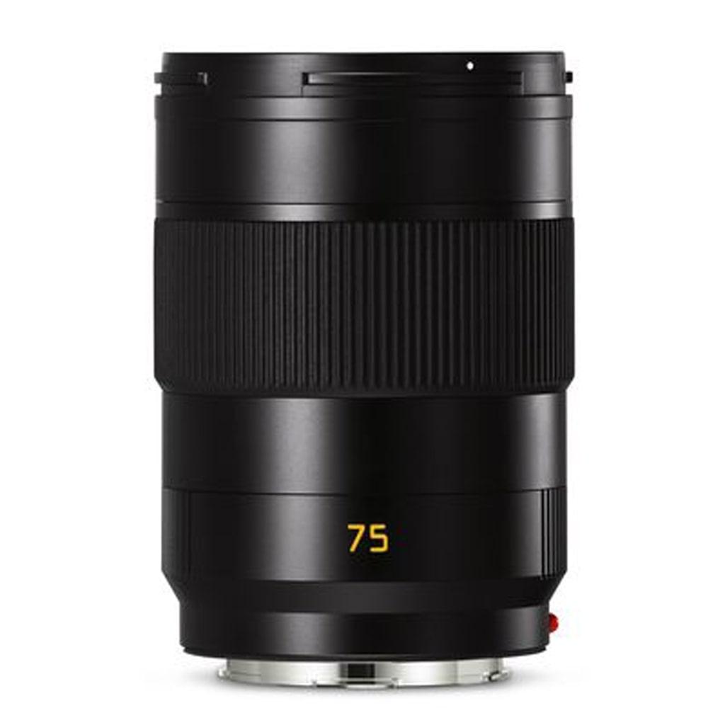 LEICA APO-SUMMICRON-SL 1:2/75mm ASPH. schwarz eloxiert 11178