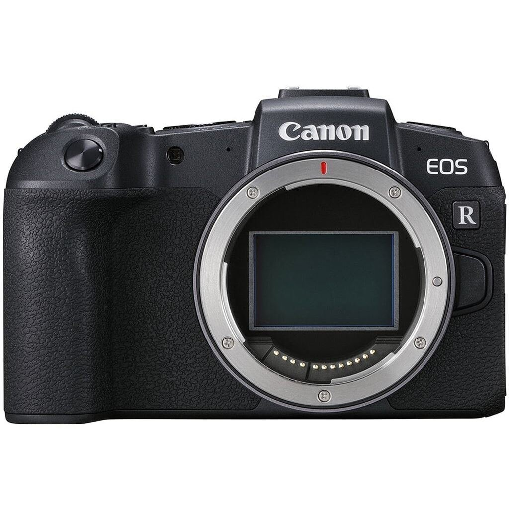 Canon EOS RP + RF 24-105mm 1:4,0-7,1 IS STM