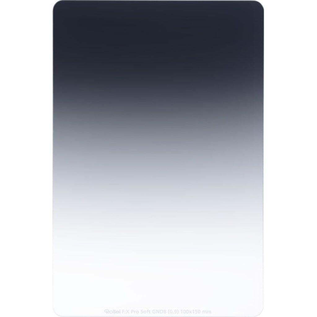 Rollei F:X Pro Soft GND8 Grauverlaufsfilter 100mm Rechteckfilter