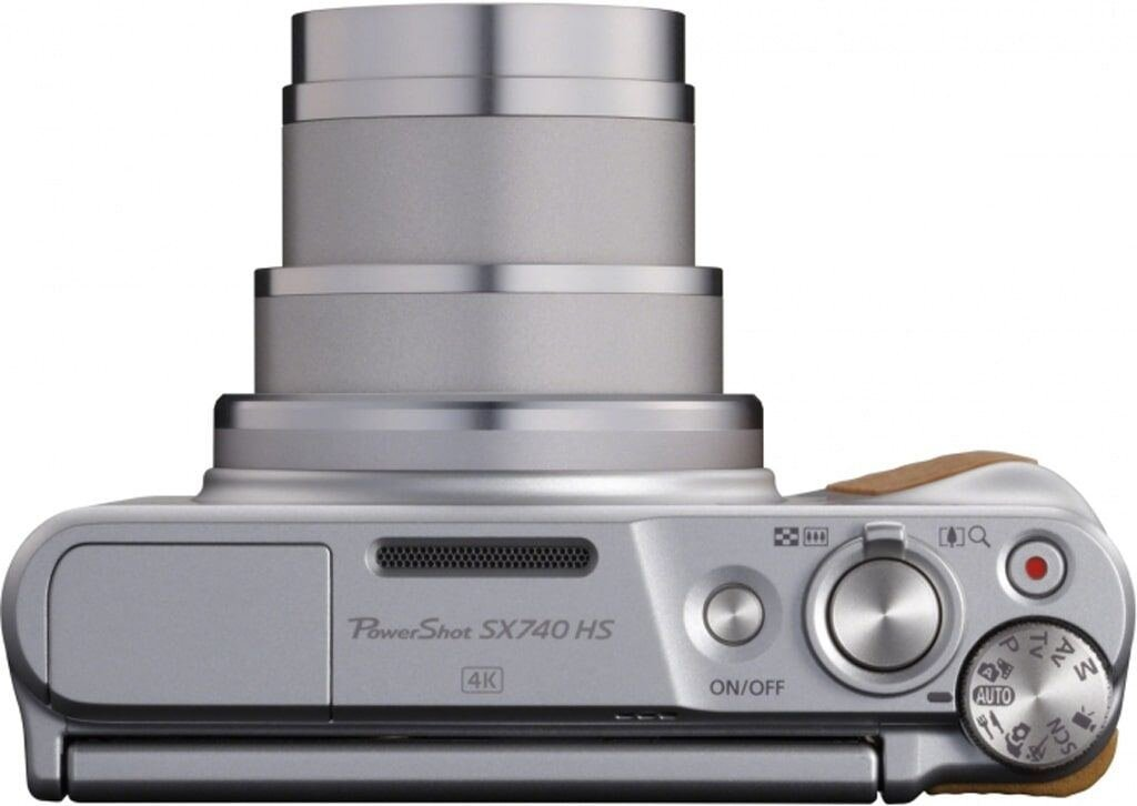 Canon PowerShot SX 730 HS Travel Kit silber
