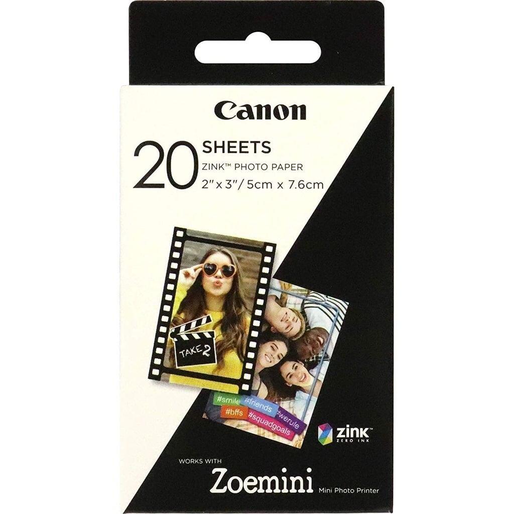 Canon ZP-2030 20 Blatt Zink Papier
