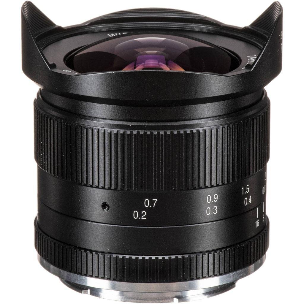 7Artisans 12mm 1:2,8 für Fuji X schwarz