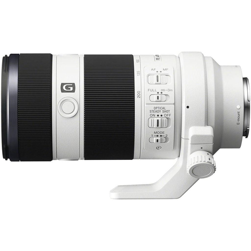 Sony SEL FE 70-200mm 1:4 G OSS (SEL70200G) E-Mount