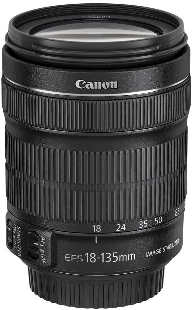 Canon EF-S 18-135 mm 1:3,5-5,6 IS STM