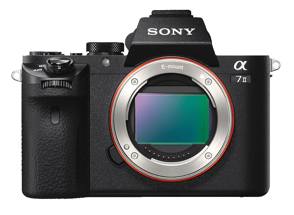 Sony alpha 7 II (ILCE-7M2) Gehäuse