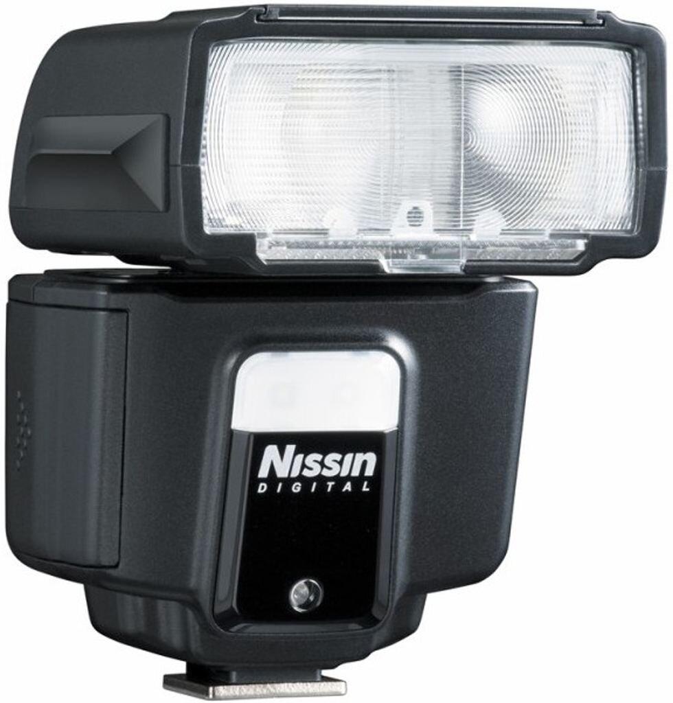 Nissin Blitzgerät i40 f. Nikon